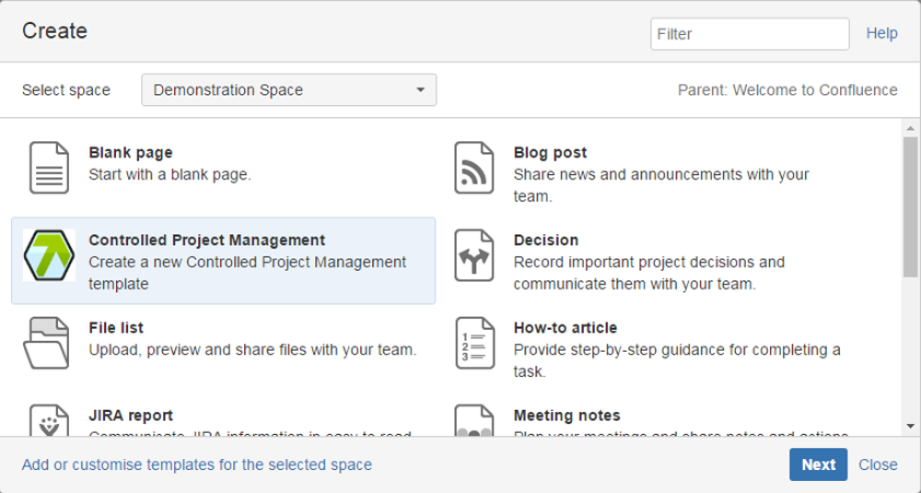 Controlled Project Management Atlassian Marketplace